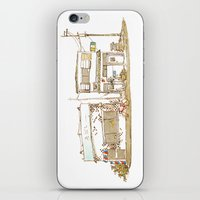 Two Buildings iPhone & iPod Skin