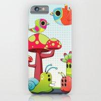 Critter Romance iPhone 6 Slim Case