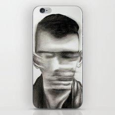 Blurry #4 iPhone & iPod Skin