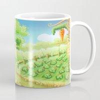 Carotte Deluxe, Concept … Mug