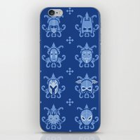 DaMasks iPhone & iPod Skin