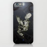 Praying to the Lord of the Universe iPhone 6 Slim Case
