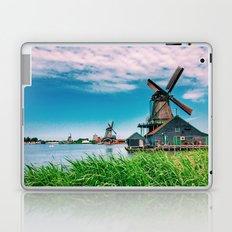 amazing windmills  Laptop & iPad Skin