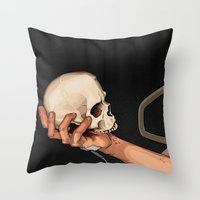 ...Or Not To Be Throw Pillow