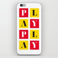 Play iPhone & iPod Skin