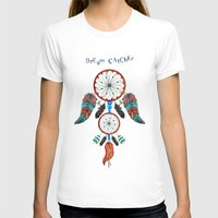 dream catcher T-shirts featuring DREAM CATCHER by Heaven7