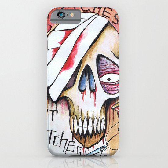 snitches iPhone & iPod Case