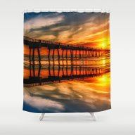 From The Earth To The Sk… Shower Curtain