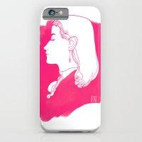 Pink Victorian iPhone 6 Slim Case