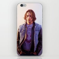 River's Edge iPhone & iPod Skin
