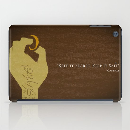 Keep it Secret iPad Case