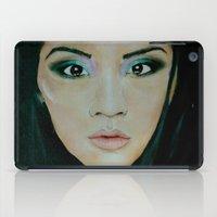 THE EURASIAN GIRL iPad Case