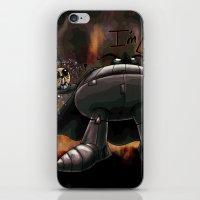 I'm Diabolical! iPhone & iPod Skin