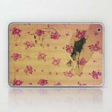 Through Forest Boy Mount… Laptop & iPad Skin