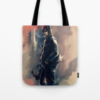DARYL DIXON - THE WALKIN… Tote Bag