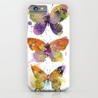 3 farfalle iPhone 6 Slim Case