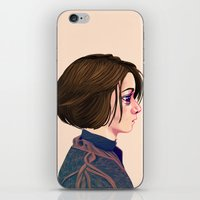 Valar Morghulis iPhone & iPod Skin