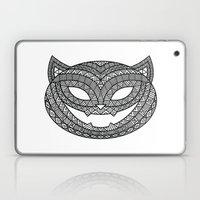 Halloween Cat Laptop & iPad Skin