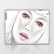 Porcelain Beauty Laptop & iPad Skin
