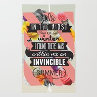 The Invincible Summer Rug