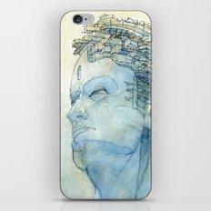 Ritratto Di Fantasia Col… iPhone & iPod Skin