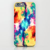 Painted Clouds V.1 MIRRORED iPhone 6 Slim Case