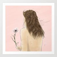 A Dream Art Print