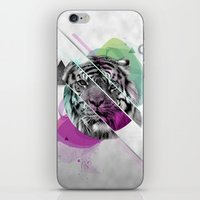 Le tigre iPhone & iPod Skin