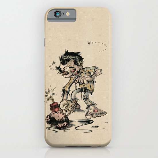 How to Trick a Zombie iPhone & iPod Case