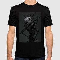 Darkfall Tech Zero Degre… Mens Fitted Tee Black SMALL