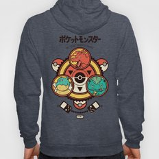 Pocket Monster Trainer Hoody