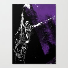 Kobe Over Wallace Canvas Print