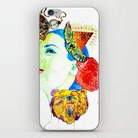 New Bear iPhone & iPod Skin