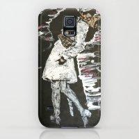 Galaxy S5 Cases featuring Nagasaki by Matt Pecson