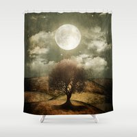 Once Upon A Time... The … Shower Curtain