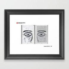 #23 & #24 - Be Framed Art Print