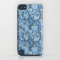 iPod Touch Cases featuring View From a Blue Window by micklyn