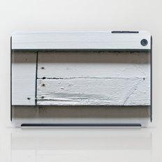 Weatherboards iPad Case