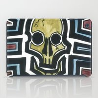 Sovereign Skull iPad Case