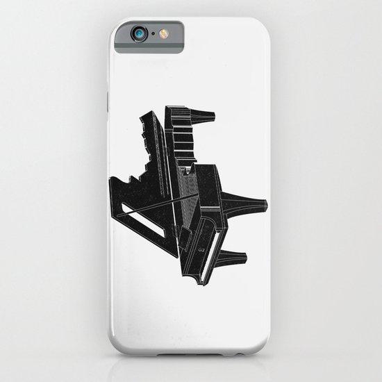 Music Is The Key B iPhone & iPod Case