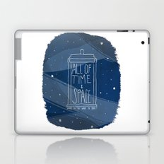 All Of Time And Space Laptop & iPad Skin