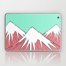 The mountains and the sky  Laptop & iPad Skin