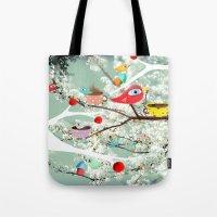 Vintage Whimsical Christ… Tote Bag