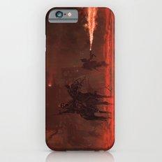 1920 - apocalypse day iPhone 6 Slim Case