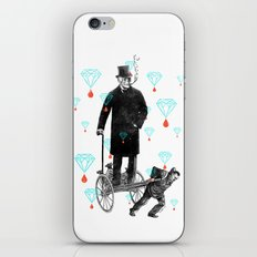 Lutte Des Classes iPhone & iPod Skin