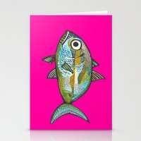 Pescefonico Stationery Cards