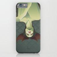 iPhone & iPod Case featuring SLEEPING BANSHEE by orlando arocena ~ olo409- Mexifunk