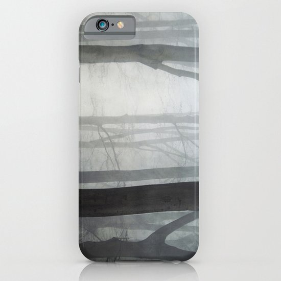 absolute silence iPhone & iPod Case