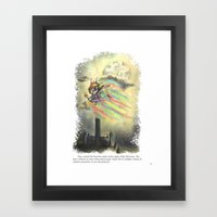 Page 26 Framed Art Print