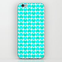 HobNob Sea Small iPhone & iPod Skin